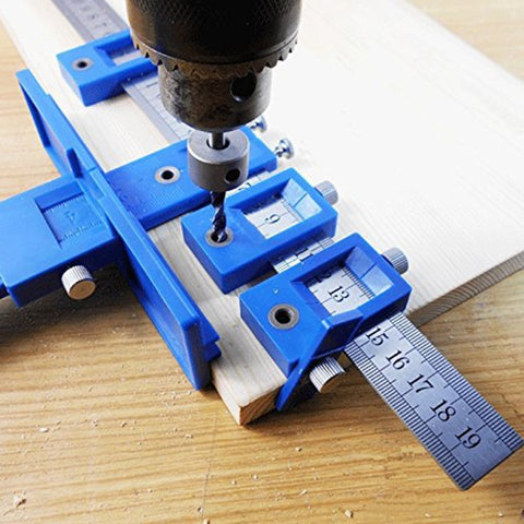 Adjustable Punch Locator, A Must-Have Woodworking Tool
