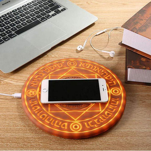 Amazing Magic Array Wireless Fast Charger
