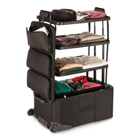 AShomie Space-Saver Shelf Luggage