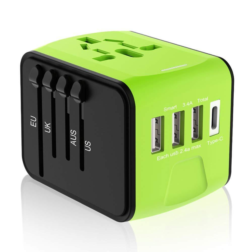 Universal Adapter Travel  Must Have