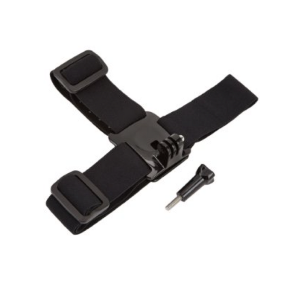 Head Strap Camera Mount for Goluk smart charging holder