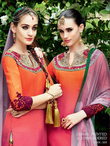 Heer vol 6 suits 5511