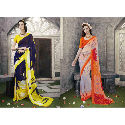 Traditional saree Combo