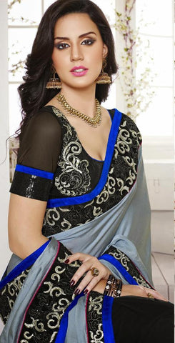 Divine couture saree 3419