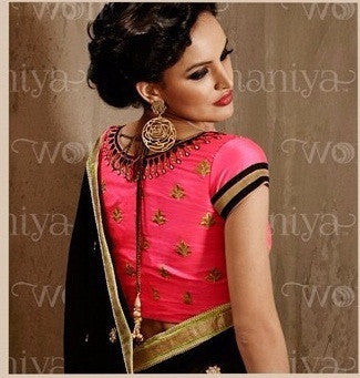 womaniya saree 9020