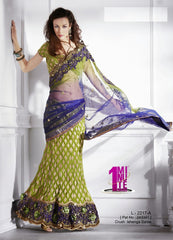 Bollywood 1min saree 2217-A