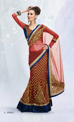 Bollywood 1min saree 2700-D