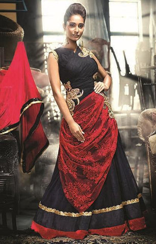Blue , Red,Net,Designer long anarkali heavy suits