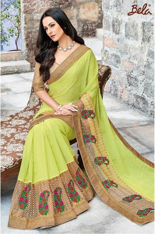Bella saree 10630