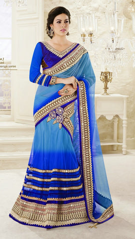Bollywood 1min saree 2310-D
