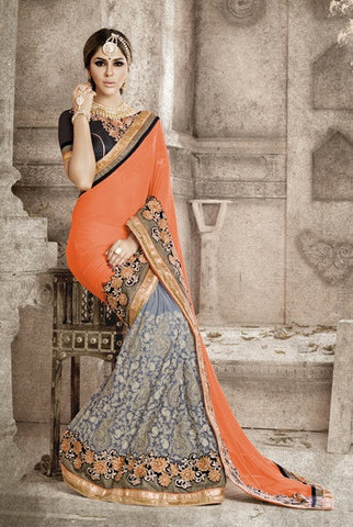 RC saree 6035