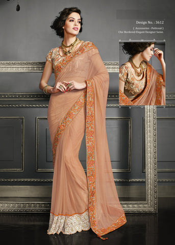 Norita 3600 series saree 3612