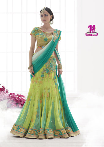 Heavenic Saree 3811