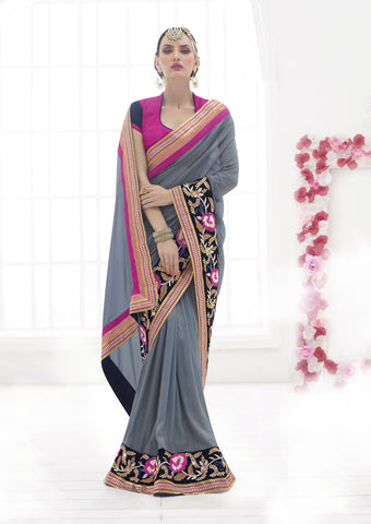 Heavenic Saree 3817