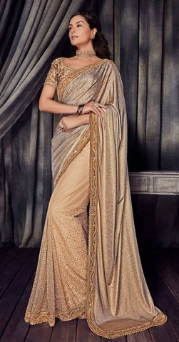 Heavy Bridal Saree| Designer Party Wear Saree | Saree For Engagement