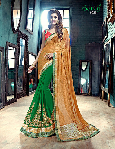 Ada Saree 9026 and Ada Saree 9034 Combo Offer