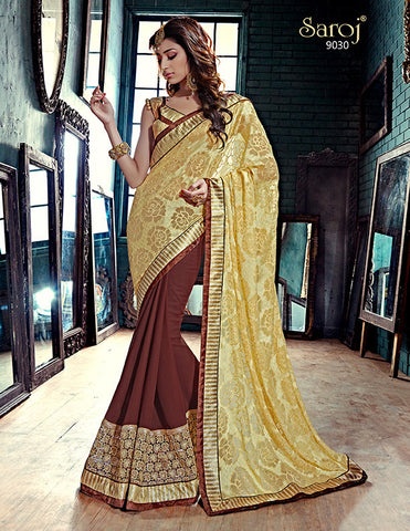 Ada Saree 9030 and Ada Saree 9035 Combo Offer