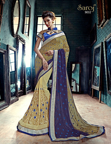 Ada Saree 9032 and Ada Saree 9035 Combo Offer