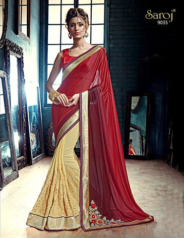 Ada Saree 9025 and Ada Saree 9035 Combo Offer