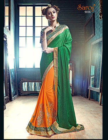 Ada Saree 9030 and Ada Saree 9036 Combo Offer