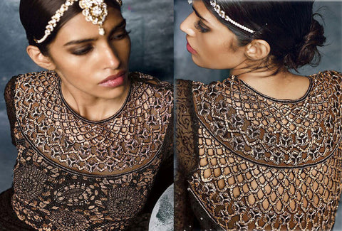 Black,Pure Soft Net,Heavy designer anarkali suits