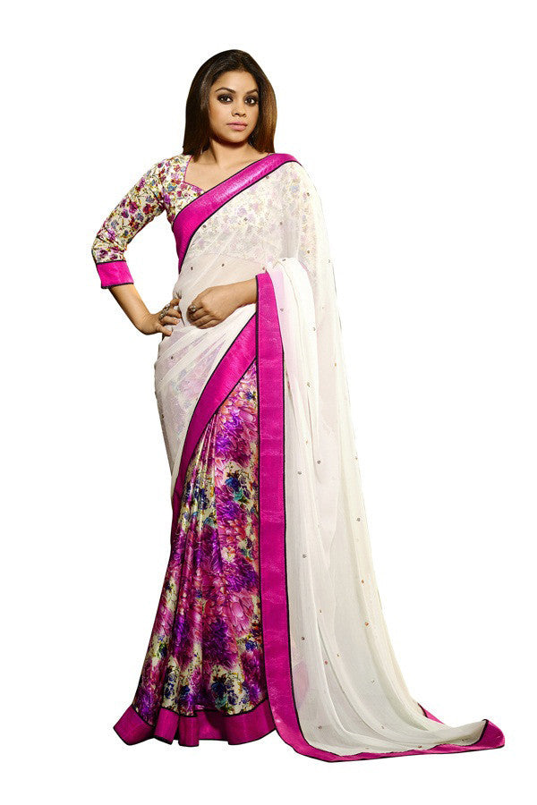 0d2c24ab6 Shop Online Casual & Partywear Sari On Cash On Delivery Below 3000 –  Banglewale International
