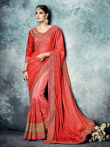 Solitaire 7 saree 7153