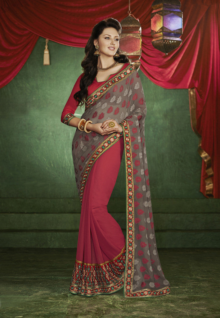 93e75920d2 Double Combo Offer saree collection online shopping   best saree for party    designer party wear sarees online india – Banglewale International