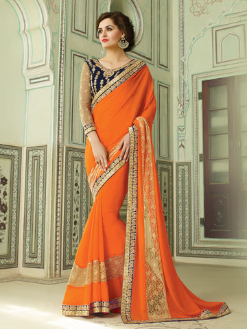 Princess Saree 10471