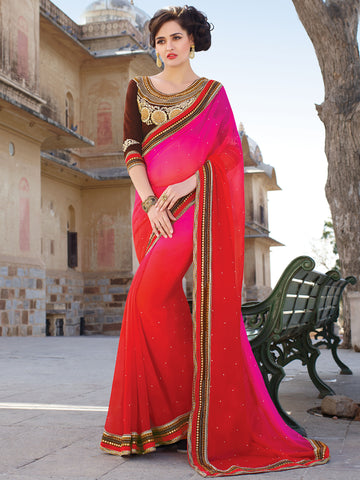 Princess Saree 10473