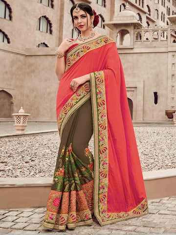 Daily Wear Saree | Party Wear Saree