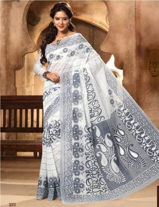 Anmol Cotton Saree 3003