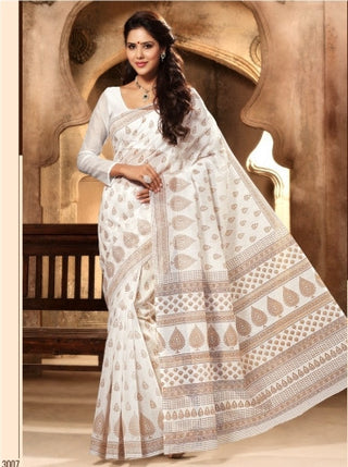 Anmol Cotton Saree 3007