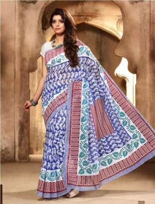 Anmol Cotton Saree 3008