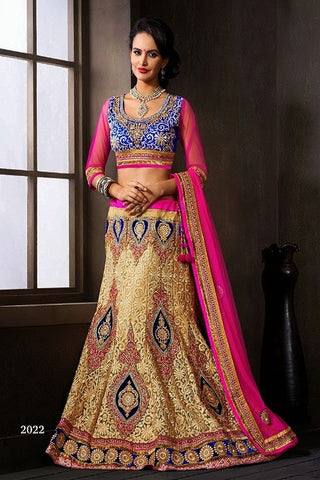 Women in lehenga