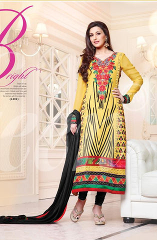 Women in Afreen suits