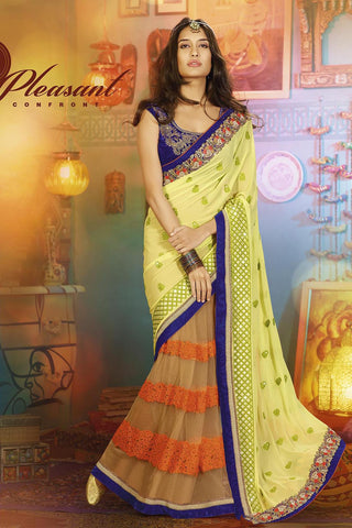 Swagat Saree Collection 8002