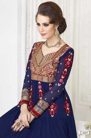 Afreen Suit Collection 4507