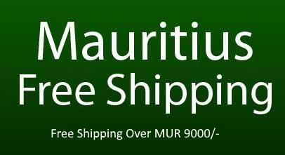Mauritius Free Shipping for Saree and Churidar