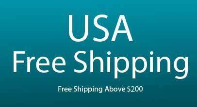 USA free shipping for Saree and Churidar