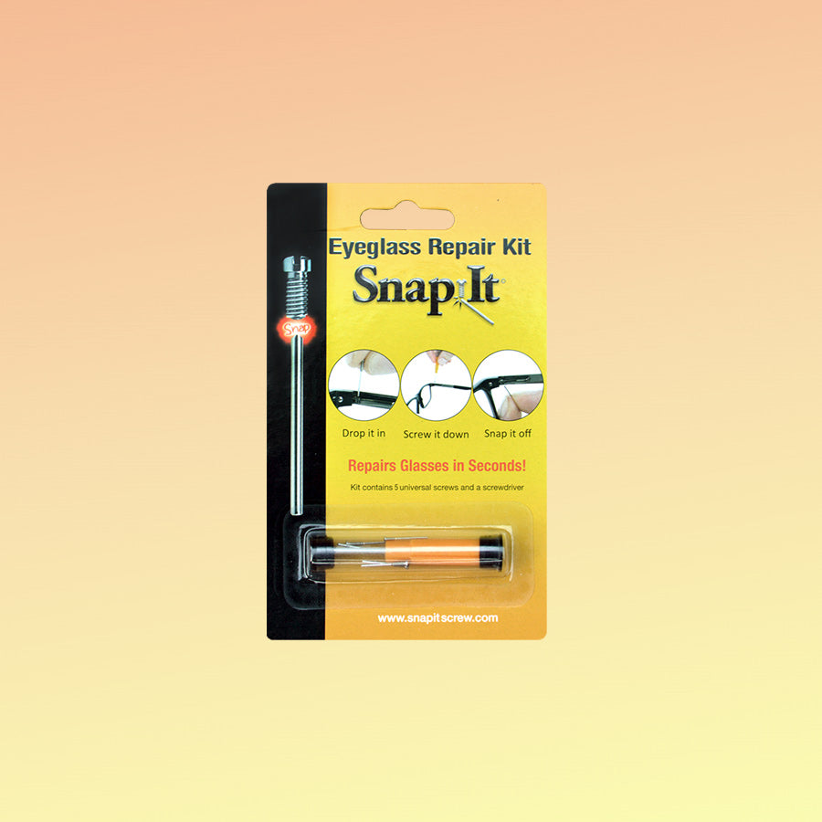 the snapitscrew consumer kit