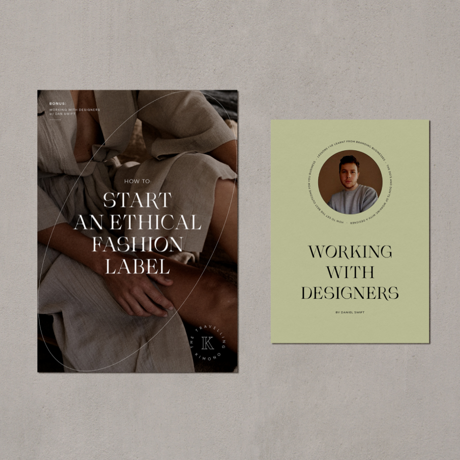 Ebook Working with Designers