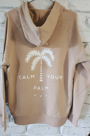 Calm Your Palm Hoodie