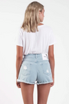 The Roll Up Shorts by Les Basics - PREORDER