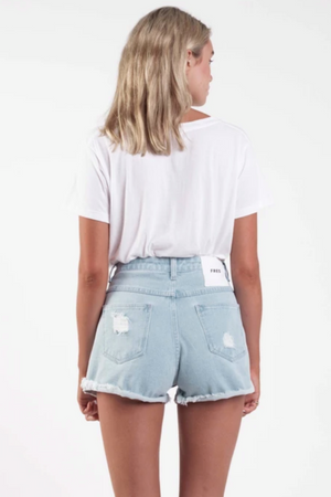 The Roll Up Shorts by Les Basics