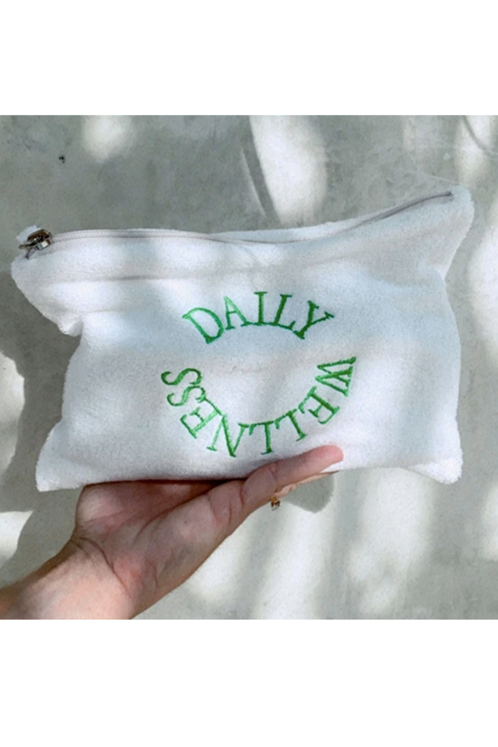 Terry Pouch by The Daily Wellness