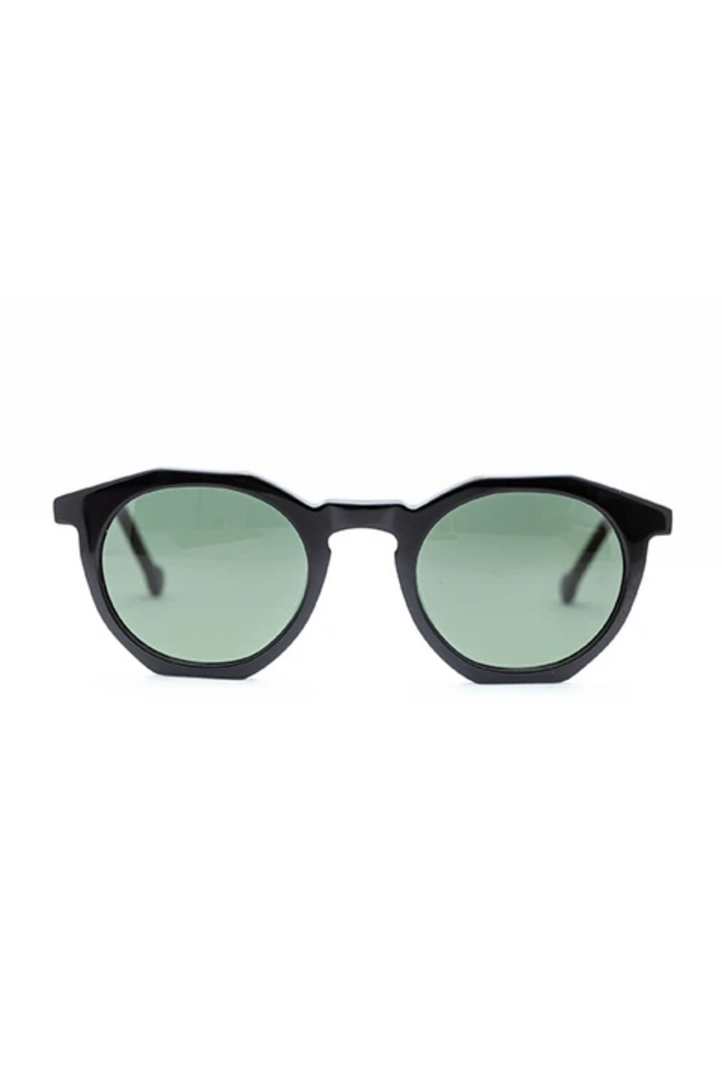 Age Eyewear - Cage Black Polarised