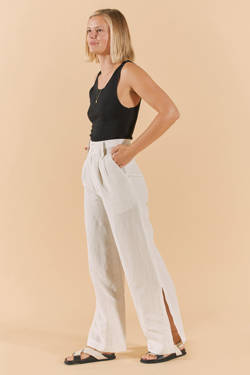 Mila Tailored Pants