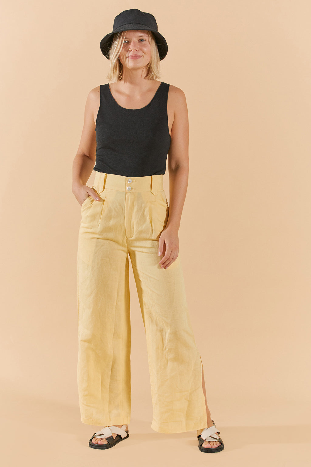 Marigold Tailored Pants