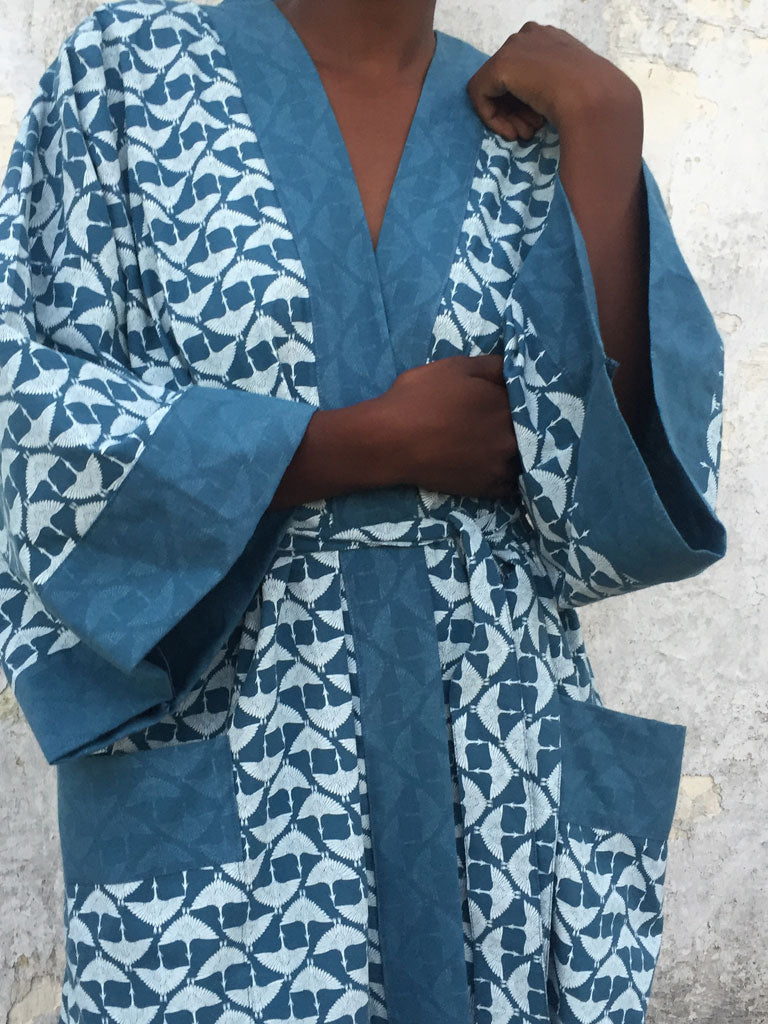 NEW! SLEEPING BEAUTY - KIMONO ROBE